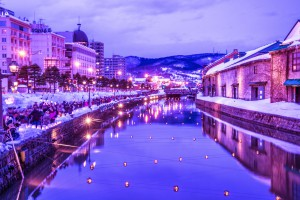 小樽運河 アイキャッチ画像