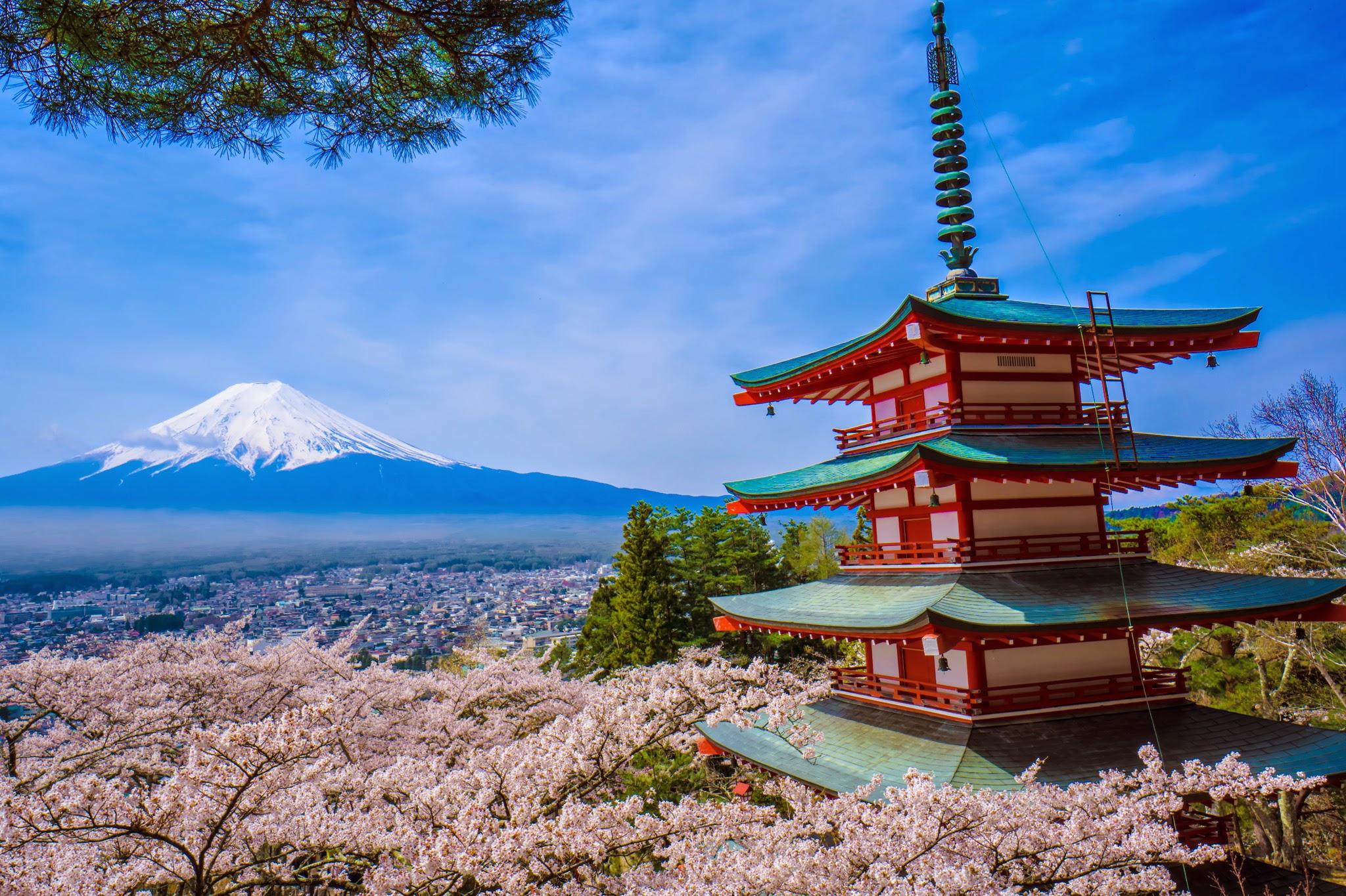新倉富士浅間神社 アイキャッチ画像