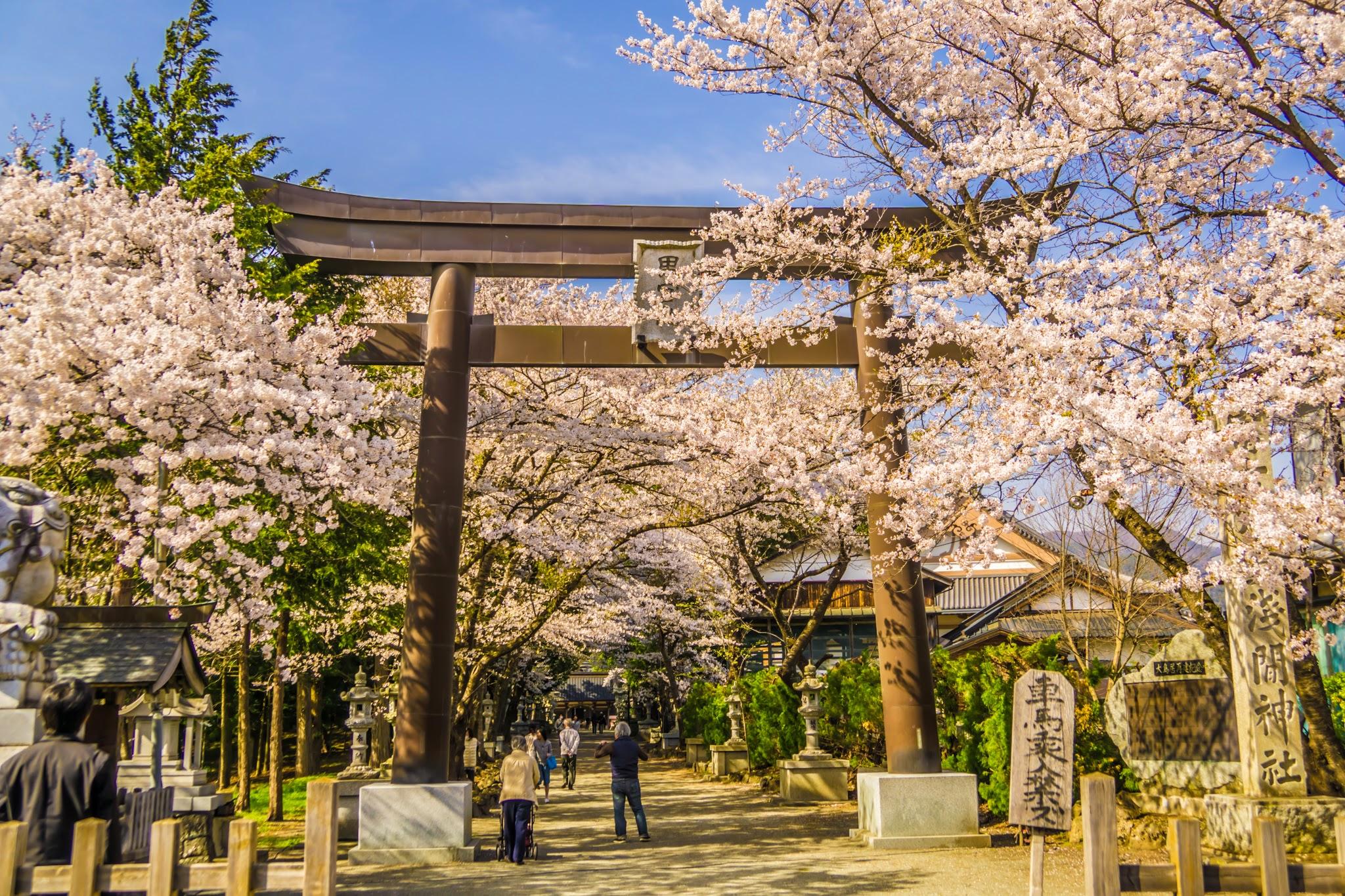 富士御室神社 アイキャッチ画像