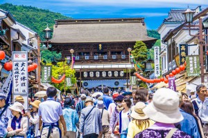 Zenkoji Temple featured image1