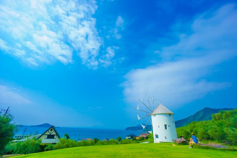 小豆島オリーブ公園 アイキャッチ画像