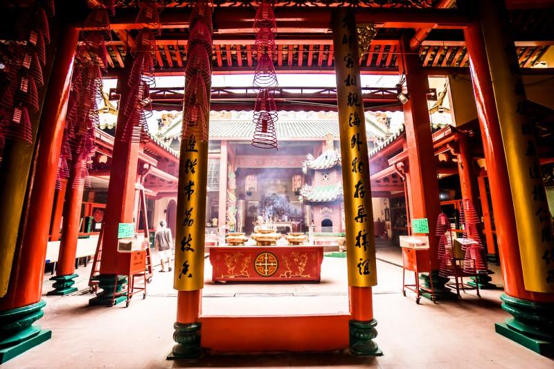 クアラルンプール 関帝廟 アイキャッチ画像