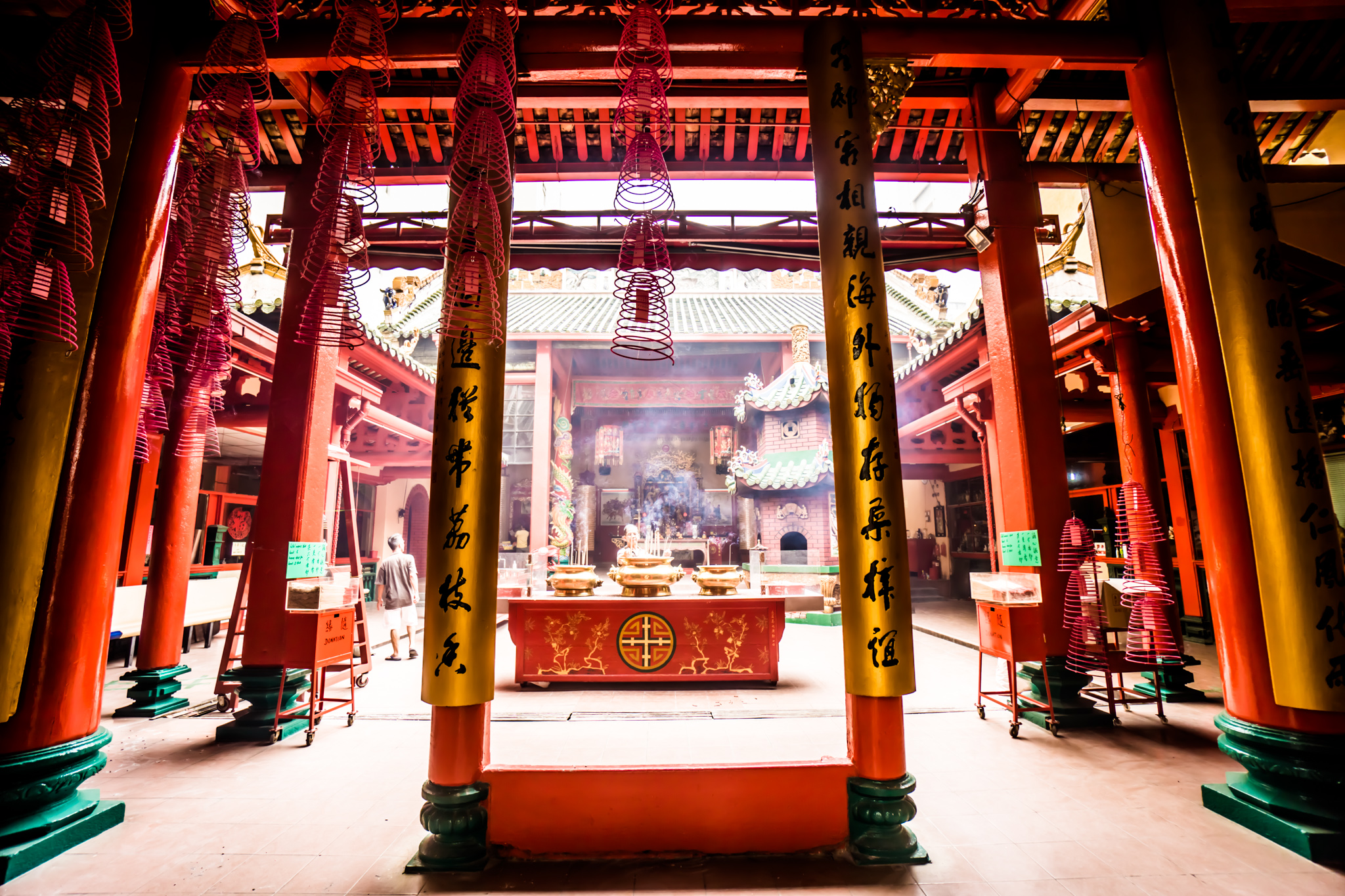 Kuala Lumpur Guandi Temple featured image