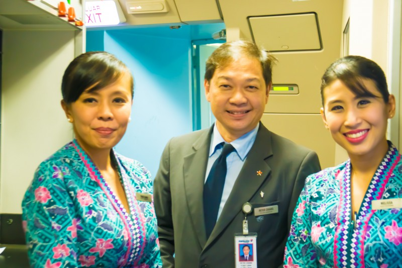 Malaysia Airlines CA
