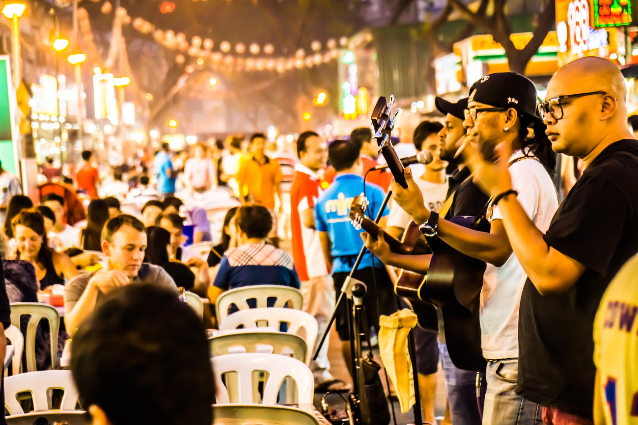 [:ja]クアラルンプール随一の繁華街ブキッ・ビンタンとアロー通りの屋台街[:en]Bukit Bintang and Jalan Alor Food Street[:]