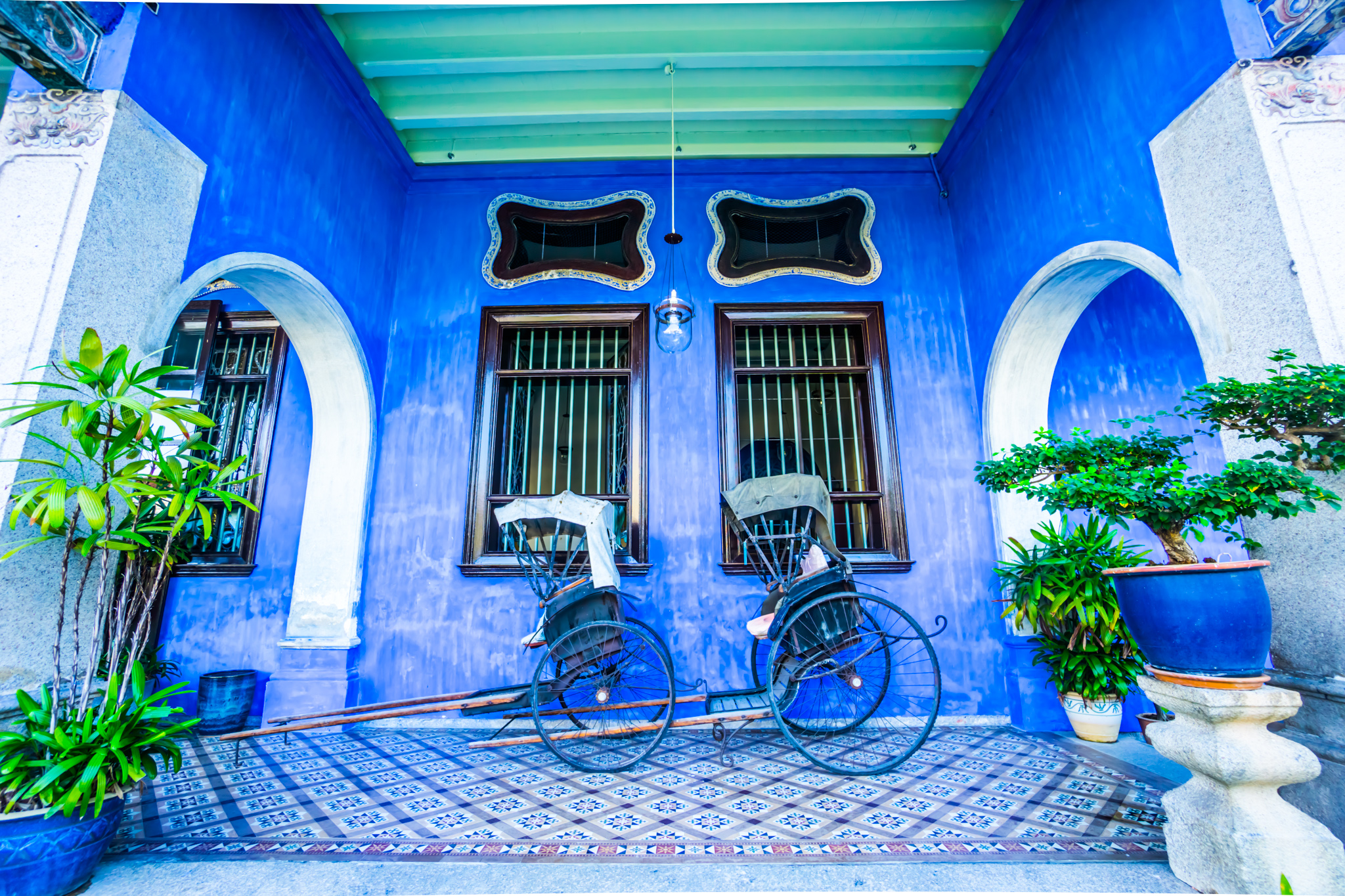 Penang The Blue Mansion featured image