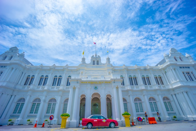 Penang City Hall featured image