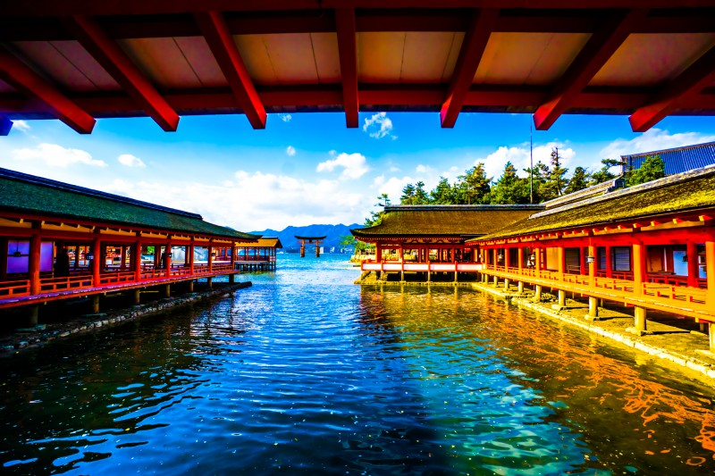 itsukushima shrine featured image