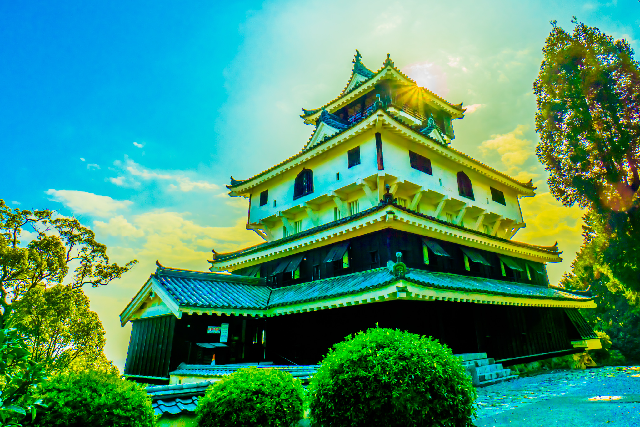 Iwakuni Castle featured image