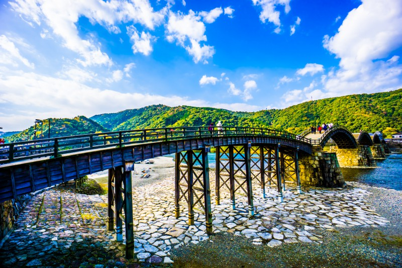Iwakuni Kintai-kyo bridge featured image