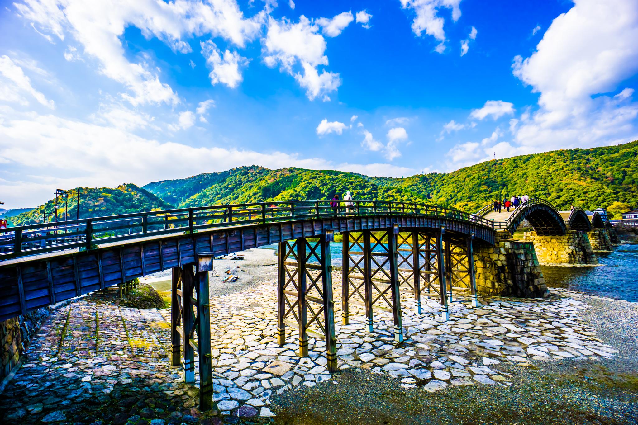 岩国 錦帯橋 アイキャッチ画像
