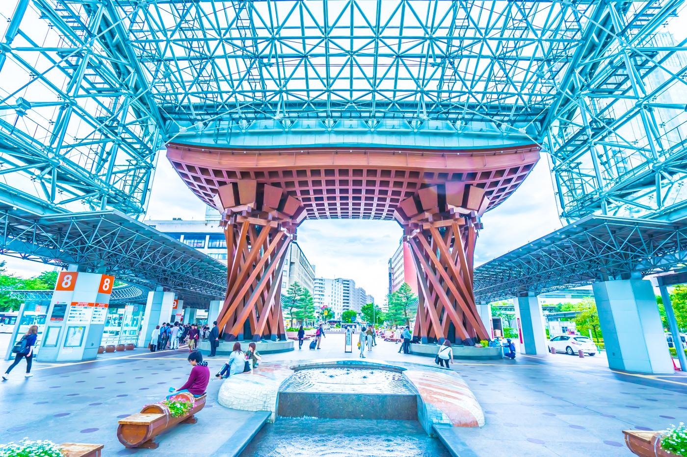 金沢駅 アイキャッチ画像