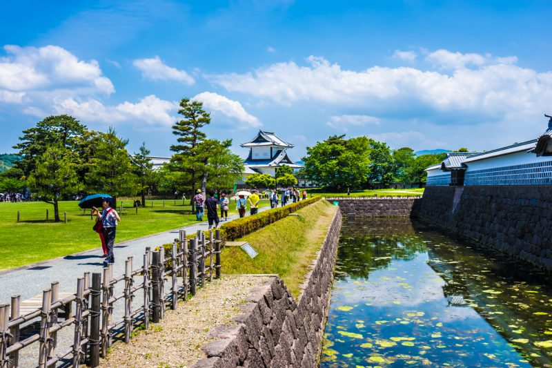 金沢城公園 アイキャッチ画像