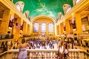 ニューヨーク グランドセントラル駅 アイキャッチ画像