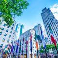 ニューヨーク ロックフェラーセンター アイキャッチ画像