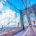 ニューヨーク ブルックリン・ブリッジ アイキャッチ画像