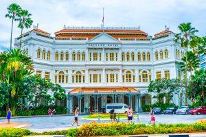 シンガポール ラッフルズ・ホテル アイキャッチ画像