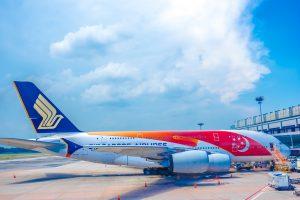 シンガポール航空 アイキャッチ画像