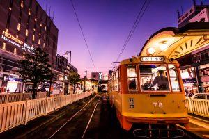 松山 路面電車 アイキャッチ画像