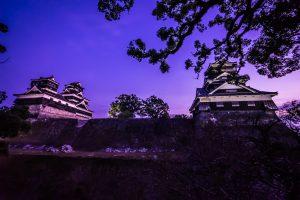 熊本城 夕景 アイキャッチ画像