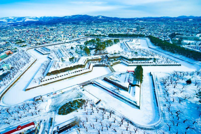 函館 五稜郭 アイキャッチ画像
