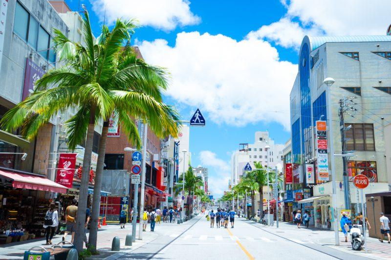 Okinawa Trip Without Car Part 5 Kokusai Street Kosublog