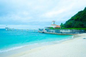 沖縄 ブセナ海中公園 アイキャッチ画像