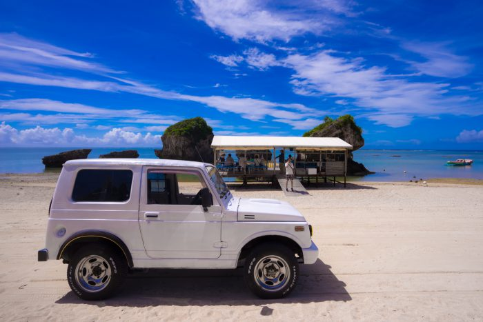 Okinawa Trip Without Car Part 11 Half Day Bus Tour Sefa Utaki Amp Mibaru Beach Amp Himeyuri Peace