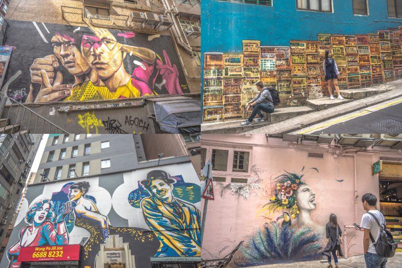 香港 ウォールアート アイキャッチ画像