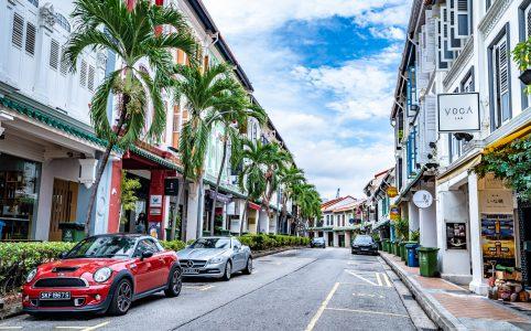 シンガポール ショップハウス アイキャッチ画像