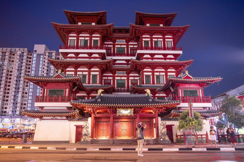 シンガポール チャイナタウン アイキャッチ画像