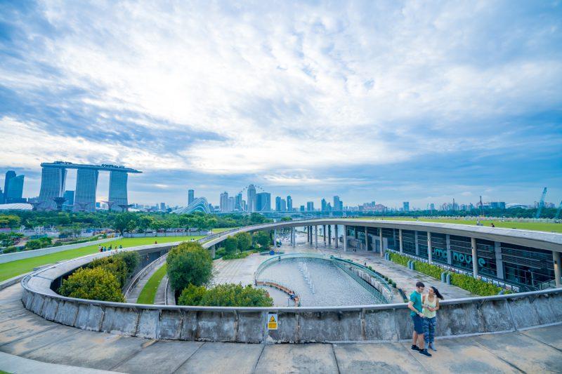 シンガポール マリーナ・バラージ アイキャッチ画像