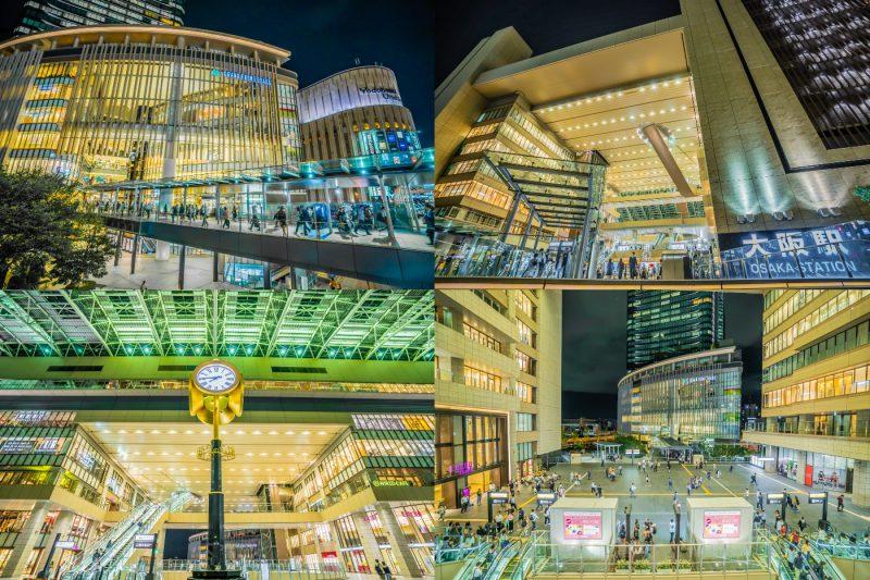 JR大阪駅 アイキャッチ画像