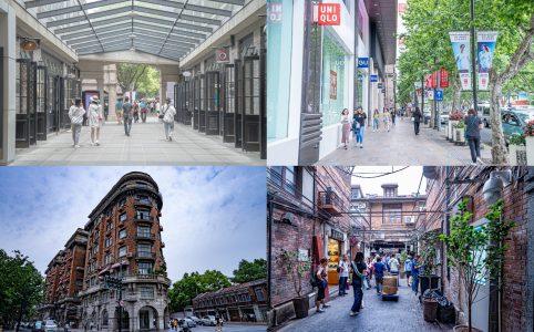 上海 新天地・淮海中路・衡山路・田子坊 アイキャッチ画像