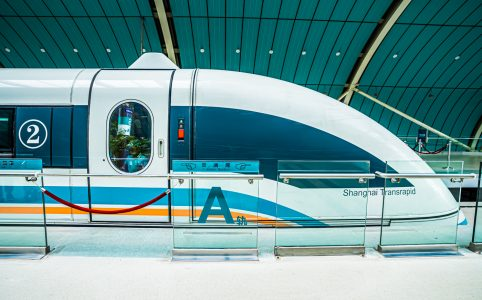 上海リニアモーターカー「MAGLEV」 アイキャッチ画像