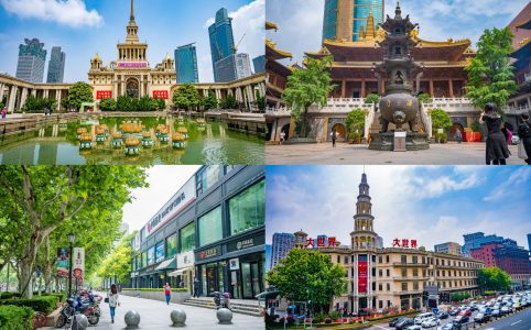 上海 大世界・静安寺・上海展覧中心 アイキャッチ画像