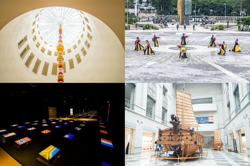 ソウル 三星美術館 戦争記念館 アイキャッチ画像