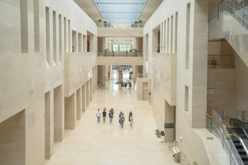 韓国 ソウル 国立中央博物館 アイキャッチ画像