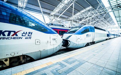 韓国 KTX アイキャッチ画像